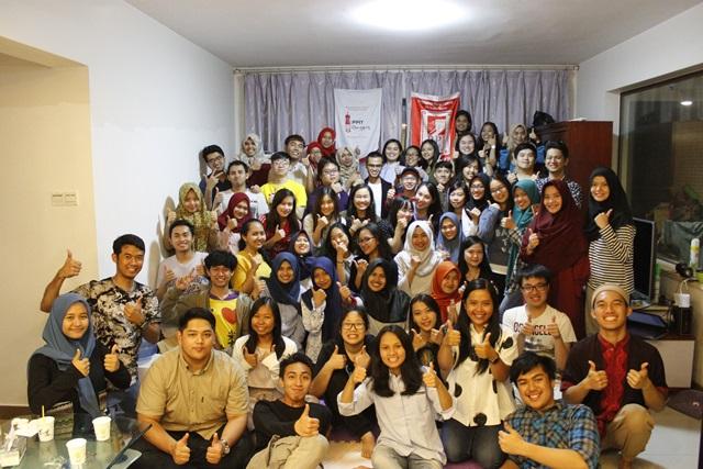 Bukber Mahasiswa Indonesia Chongqing 2K18