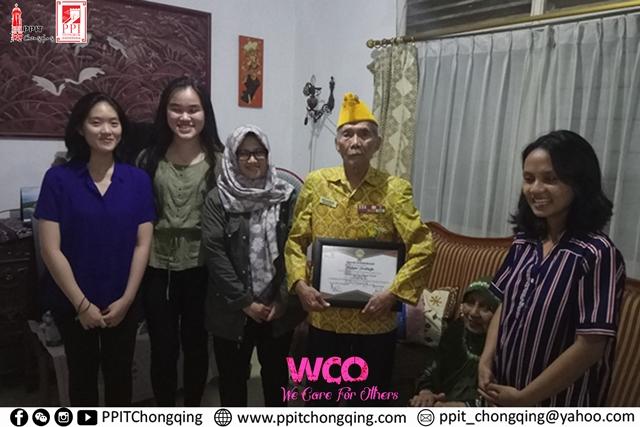 Silaturahmi Yayasan Pondok Domba dan Veteran Bapak Soedjazim