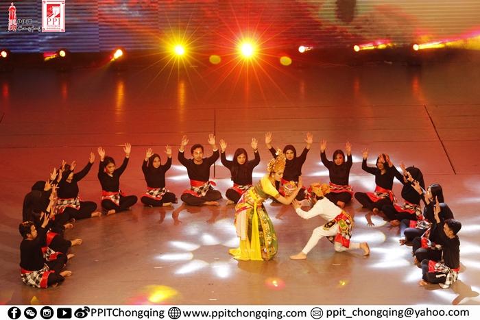 Acara Pagelaran Budaya Indonesia Berjalan Dengan Sukses dan Meriah