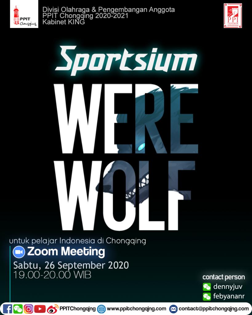 Sportsium September 2020