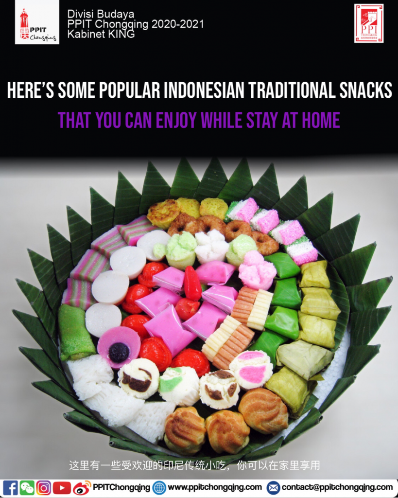 Popular Indonesian Traditional Snacks