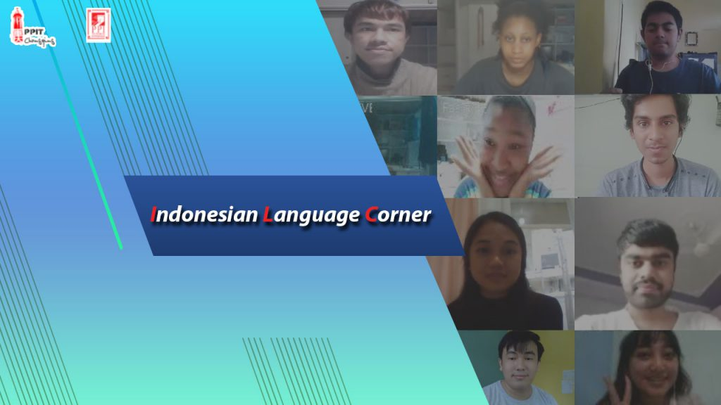 Indonesian Language Corner 2020